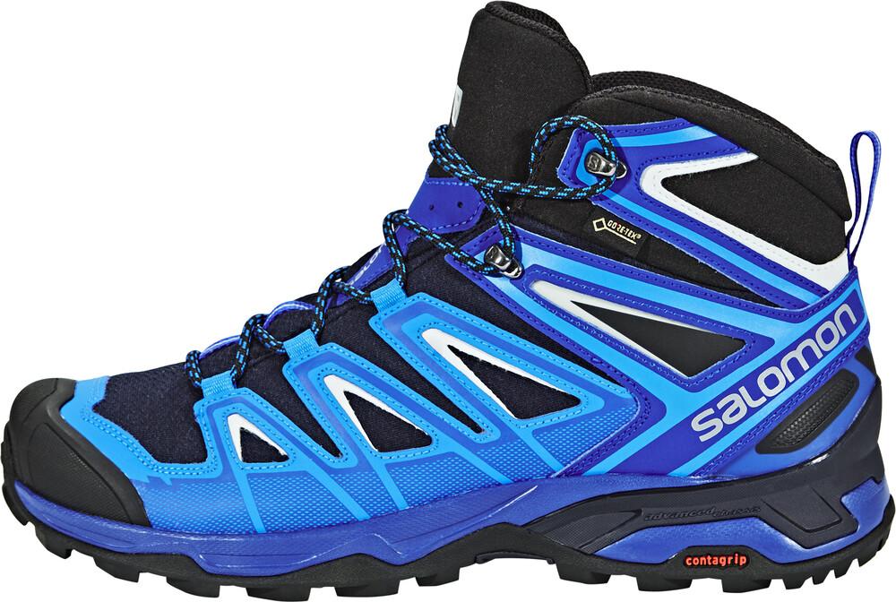 Salomon X Chaussures Ultra Bleu Pour Les Hommes XzTQsBwXm